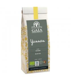 Yunnan FOP thé noir BIO - 100g - Les Jardins de Gaïa