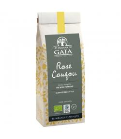 Congou Rose parfümierter BIO-Schwarztee mit Mei Gui Hong Cha - 100g - Les Jardins de Gaïa