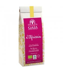L'Africain rooibos aromatisé à la noix de coco, ananas & banane BIO - 100g - Les Jardins de Gaïa