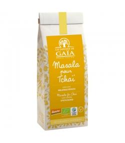 Masala pour Tchaï mélange d'épices au gaïa fort BIO - 100g - Les Jardins de Gaïa