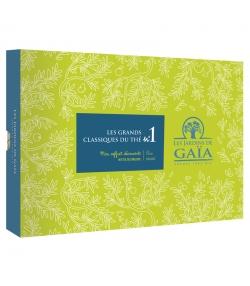 Mein BIO-Kennenlernset Die grossen Teeklassiker Nr.1 - Les Jardins de Gaïa