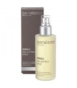 Lotion tonique anti-âge BIO aloe vera & noix de cajou - 100ml - Santaverde Xingu Age Perfect