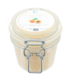 Sel de bain naturel douceur d'abricot - 300g - Oléah