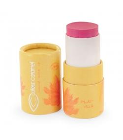 Multi stick effet bonne mine BIO N°62 Rosé - 4,5g - Couleur Caramel