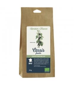 Cassis BIO - 40g - L'Herbier de France