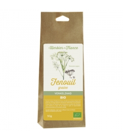 Fenouil BIO - 50g - L'Herbier de France