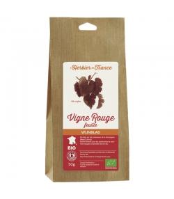 Vigne rouge BIO - 50g - L'Herbier de France