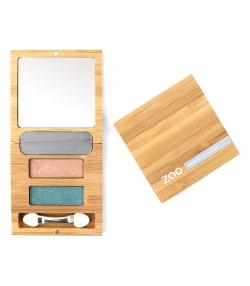 Mini palette ombres à paupières N°154 Duo Bird - Zao Make-up