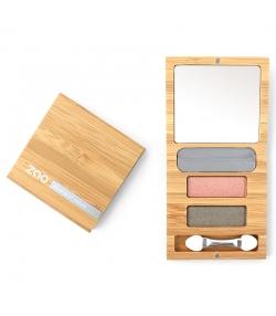 Mini palette ombres à paupières N°153 Duo Flower - Zao Make-up