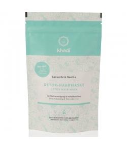 Natürliches Haarmaske Lavaerde & Reetha - 150g - Khadi