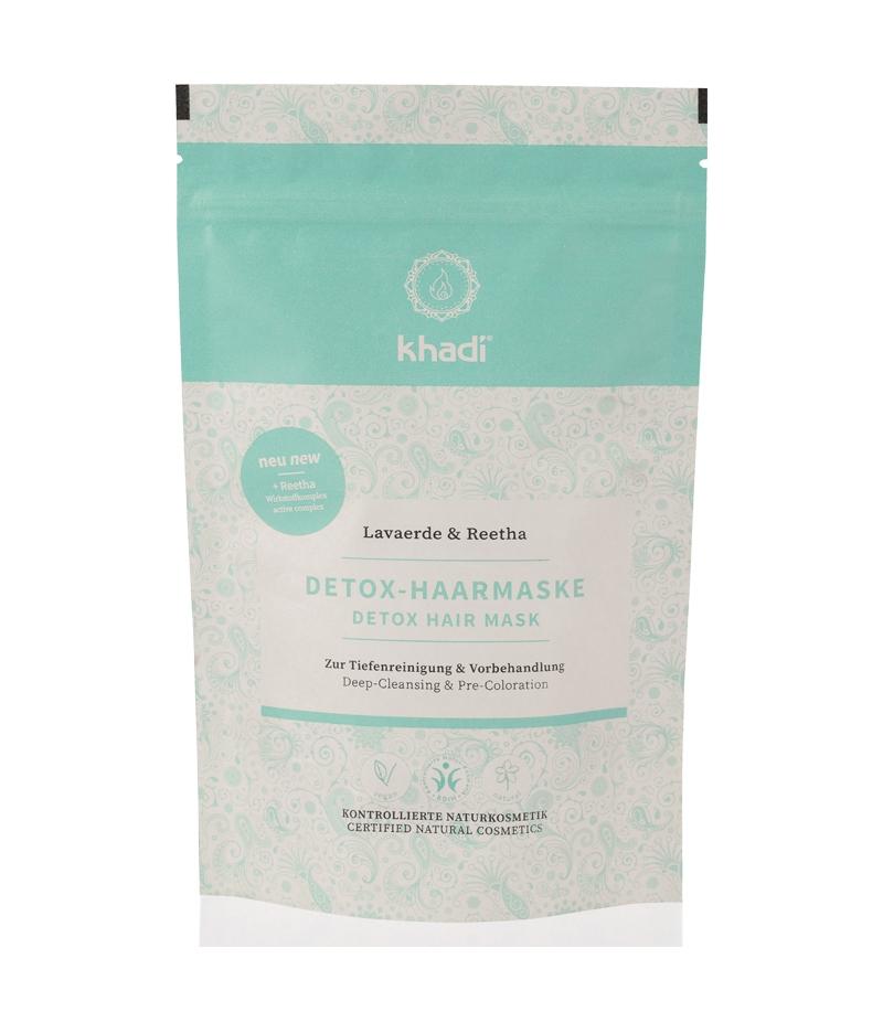 masque cheveux naturel rhassoul reetha 150g khadi. Black Bedroom Furniture Sets. Home Design Ideas