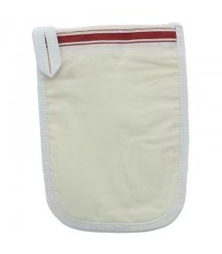 PeelSilk Peeling-Handschuh Soft aus Birkenviskose - 1 Stück - Shaba