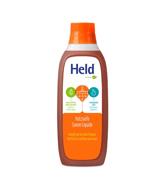 Savon liquide écologique citron - 1l - Held