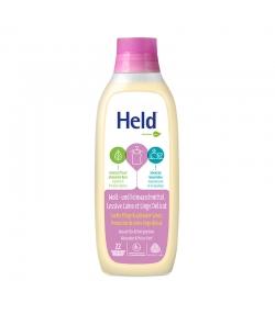 Ökologisches Woll- & Feinwaschmittel Wasserlilie & Honigmelone - 22 Waschgänge - 1l - Held