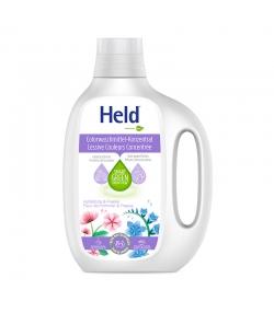Lessive liquide couleurs concentrée écologique fleur de pommier & freesia - 17 lavages - 850ml - Held