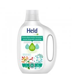 Lessive liquide universelle concentrée écologique hibiscus & jasmin - 17 lavages - 850ml - Held