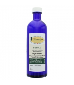 Hydrolat BIO Thym linalol - 200ml - L'Essencier