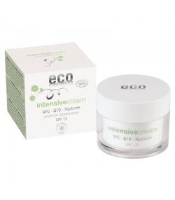 BIO-Intensivcreme LSF 15 OPC, Q10 & Hyaluron - 60ml - Eco Cosmetics