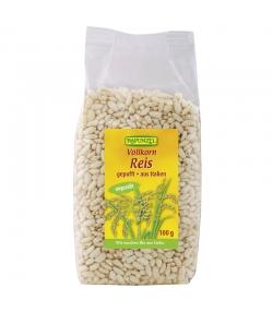 BIO-Vollkorn Reis gepufft & ungesüsst - 100g - Rapunzel