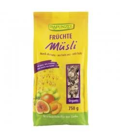 BIO-Früchte Müsli - 750g - Rapunzel