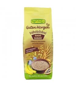 Bouillie petit-déjeuner cacao-banane BIO - 500g - Rapunzel