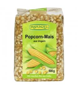 Maïs pour pop-corn BIO - 500g - Rapunzel