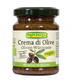 Crema di Olive BIO-Oliven-Würzpaste - 120g - Rapunzel
