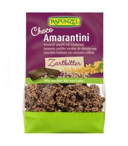 Amarantini amarante soufflée au chocolat noir BIO - 75g - Rapunzel