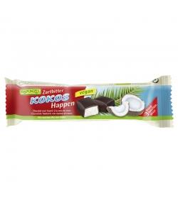 Bouchées de noix de coco au chocolat noir BIO - 3 pièces - Rapunzel