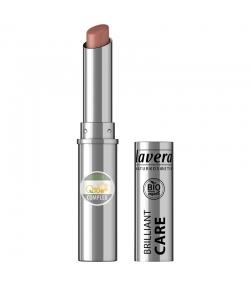 Rouge à lèvres brillant Q10 BIO N°08 Light Hazel - 1,7g - Lavera