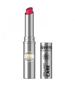 BIO-Lippenstift glänzend N°07 Red Cherry - 1,7g - Lavera