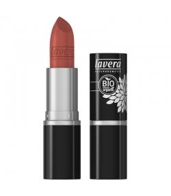 BIO-Lippenstift glänzend N°37 Coral Flamingo - 4,5g - Lavera