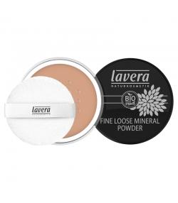 Feines Loses BIO-Mineral-Puder N°05 Almond - 8g - Lavera