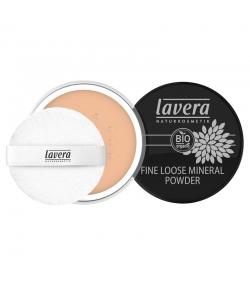 Feines Loses BIO-Mineral-Puder N°03 Honey - 8g - Lavera
