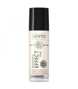Fluide illuminateur BIO N°01 Sheer Silver - 30ml - Lavera