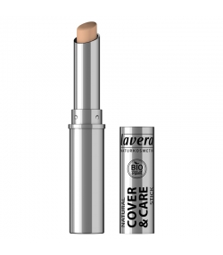 BIO-Coverstick N°03 Honey - 1,7g - Lavera