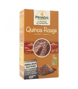 BIO-Quinoa rot - 500g - Priméal