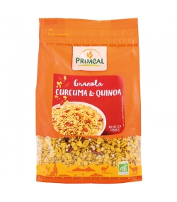 Granola curcuma & quinoa BIO - 450g - Priméal