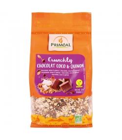 Crunchly chocolat coco & quinoa BIO - 365g - Priméal