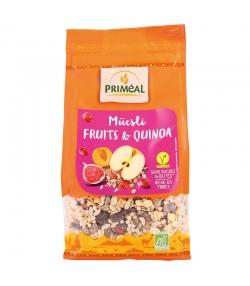 Müesli fruits & quinoa BIO - 350g - Priméal