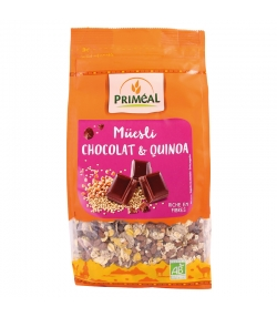 Müesli chocolat & quinoa BIO - 350g - Priméal