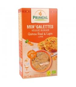 Mix burger quinoa & graines BIO - 2x125g - Priméal