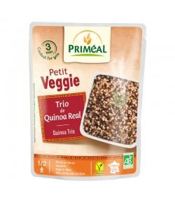 Trio de quinoa précuit BIO - 220g - Priméal Le petit veggie