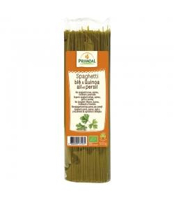 BIO-Weizenspaghetti & Quinoa mit Knoblauch und Persil - 500g - Priméal