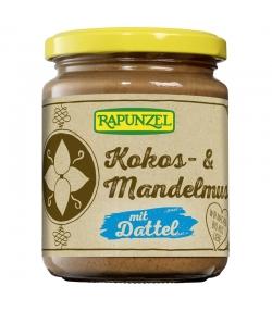 Purée de coco & amandes aux dattes BIO - 250g - Rapunzel