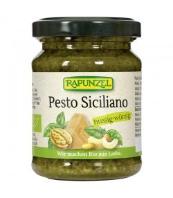 Sauce pesto Siciliano BIO - 120g - Rapunzel
