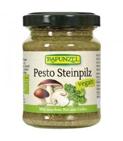 Sauce pesto aux cèpes BIO - 120g - Rapunzel