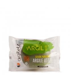 Savon purifiant BIO argile verte & cologne - 100g - Argiletz