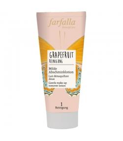 Milde BIO-Abschminklotion Grapefruit - 100ml - Farfalla