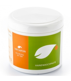 Pâte universelle écologique orange - 450g - Uni Sapon